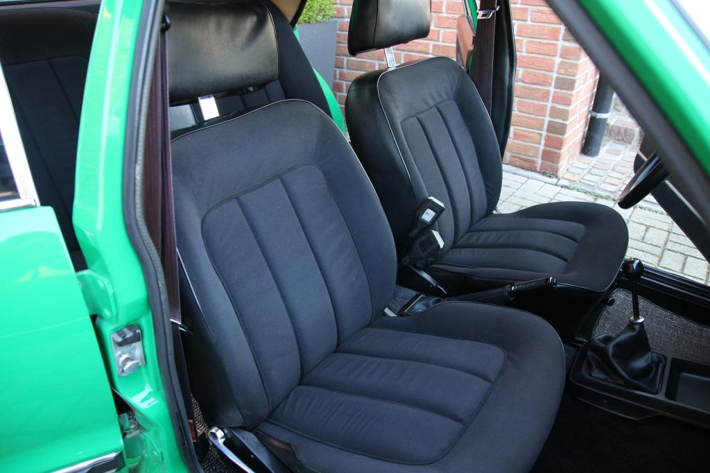 Ford Taunus May Turbo Innenraum