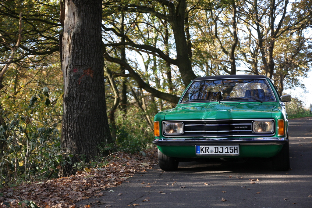 Ford Taunus May Turbo GXL