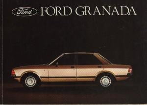 Bedienungsanleitung Ford Granada 2