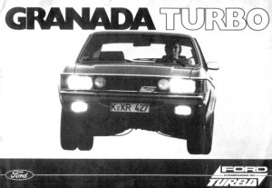Ford Granada May Turbo