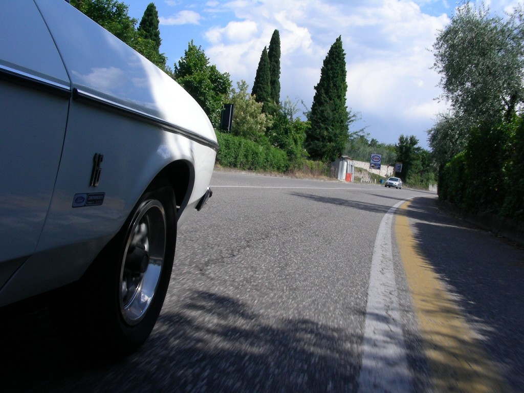 Ford Capri 1600 GL
