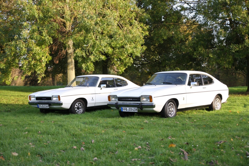 Capri 1.6 und 2.3 May Turbo