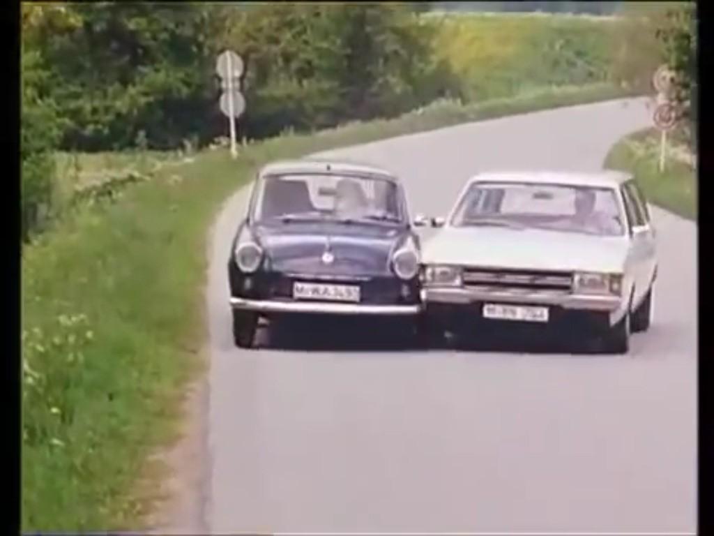 Ford Granada Turnier 1976