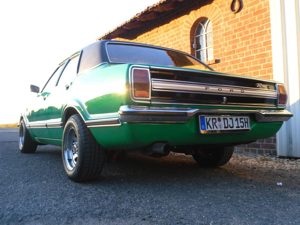 Ford Taaunus May Turbo