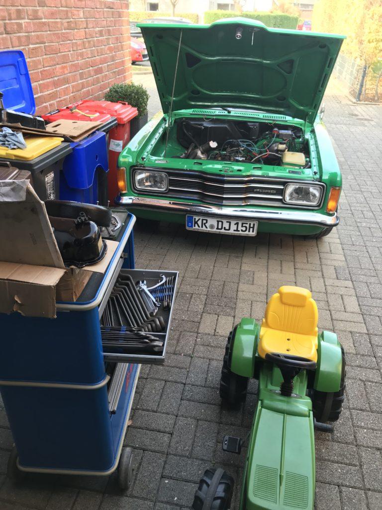Ford Taunus Turbomay